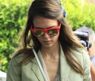 Jessica Alba – Out and About LA – June 12, 2012