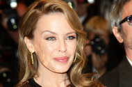 Kylie Minogue – Golden Dress in Cannes at premiere of Holy Motors – May 232012