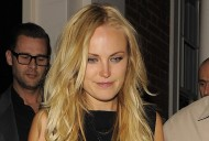 Malin Akerman – Leaving the Arts Club