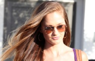 Minka Kelly – Out and About – June 8, 2012
