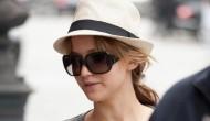 Jennifer Lawrence – Shopping candids in Paris – July 3,2012
