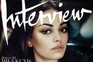 Mila Kunis – Interview Magazine August 2012