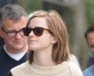 Emma Watson – Out and About candids in London – August 26, 2012