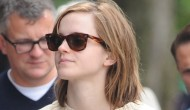 Emma Watson – Out and About candids in London – August 26,2012