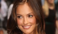 Minka Kelly – Arriving to Late Show in NYC – September 23,2011