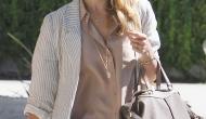 Jessica Alba – Heading To Katsuya In LA – August 27,2012