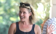 Ali Larter – Out and About in LA – August 13, 2012