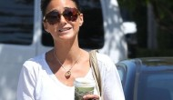 Emmanuelle Chriqui – out and about in West Hollywood – August 20, 2012