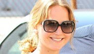Jennifer Lawrence – out and about candids in North Hollywood – August 10,2012