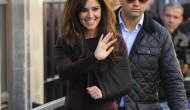 Cheryl Cole – Arriving at BBC Radio 1 in London – August 31, 2012