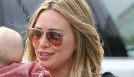 Hilary Duff – out and about candids in Santa Monica – August 23, 2012