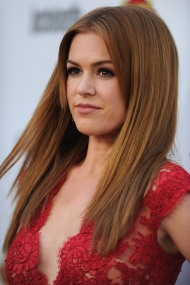 "Isla Fisher – ""Bachelorette"" Hollywood Premiere in Los Angeles –  August 23, 2012"