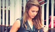 Jessica Alba – Out and About for Lunch – August 24,2012
