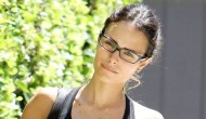 Jordana Brewster – Out and About after leaving a gym in LA – August 14,2012
