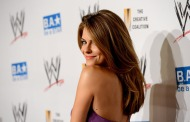 Maria Menounos – WWE SummerSlam Kick-Off Party in Beverly Hills – August 16, 2012