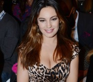 Kelly Brook – Mark Fast Fashion Show in London – September 17, 2012