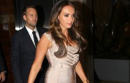 Tamara Ecclestone – Out and About in New York – September 8 & 10, 2012