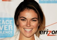 Serinda Swan – Peace Over Violence Humanitarian Awards in Beverly Hills – October 26, 2012