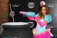 Christina Milian – HPNOTIQ Liqueur Halloween Recipe Launch in Hollywood – October 26 2012