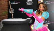 Christina Milian – HPNOTIQ Liqueur Halloween Recipe Launch in Hollywood – October 262012