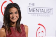 Emmanuelle Chriqui – The Mentalist 100 Episode Celebration in Los Angeles